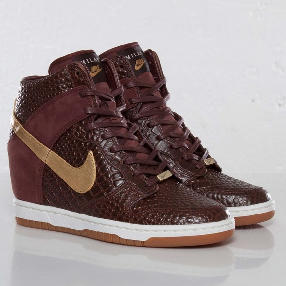 lowest price 9ace3 a9543 Nike Dunk Sky Hi City FW QS Milan City Pack